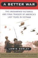 A Better War Book
