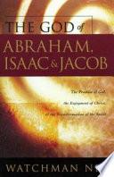 The God Of Abraham Isaac Jacob