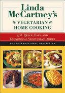 Linda McCartney s Home Vegetarian Cooking
