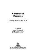 Contentious Memories