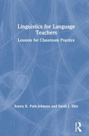 Linguistics for Language Teachers