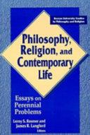 Philosophy Religion Contemporary Life
