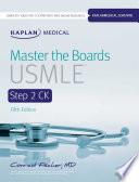 Master the Boards USMLE Step 2 CK Book