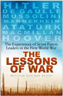 The Lessons of War