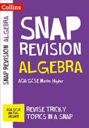 Algebra: AQA GCSE Maths Higher