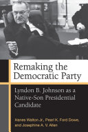 Remaking the Democratic Party