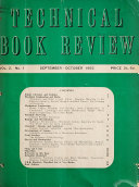 Technical Book Review
