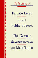 Private Lives in the Public Sphere