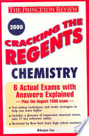 Cracking the Regents Chemistry