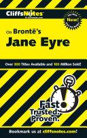 Pdf CliffsNotes on Brontë's Jane Eyre Telecharger