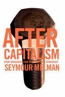 After Capitalism ebook