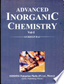 Advanced Inorganic Chemistry Vol 1