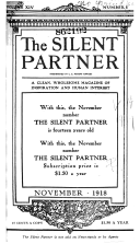 The Silent Partner Book