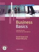 Business Basics International Edition  Student s Pack