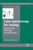 Laser Spectroscopy for Sensing