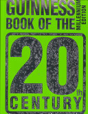 Guinness Book of the 20th Century Book PDF