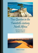 Two Questers in the Twentieth-century North Africa: Paul ...