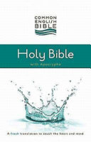 CEB Common English Bible with Apocrypha - eBook [ePub]