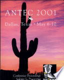 ANTEC 2001 Book