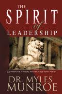 The Spirit of Leadership [Pdf/ePub] eBook