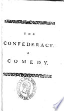 The confederacy  The mistake  The country house  A journey to London  The provok d husband Book
