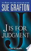 J  is for Judgment Book
