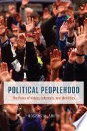 Political Peoplehood