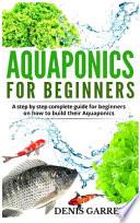 AQUAPONICS FOR BEGINNERS
