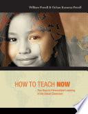 How to Teach Now