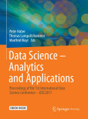 Data Science     Analytics and Applications