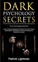 Dark Psychology Secrets