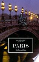 The Companion Guide To Paris Book PDF