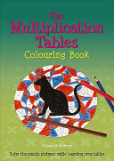 The Multiplication Tables Colouring Book