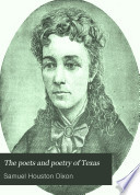 The Poets and Poetry of Texas