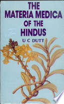 The Materia Medica Ofthe Hindus