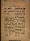 New Hampshire Public Libraries