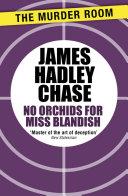 No Orchids for Miss Blandish [Pdf/ePub] eBook