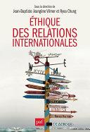 Pdf Éthique des relations internationales Telecharger