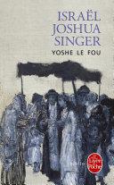 Yoshe le fou [Pdf/ePub] eBook