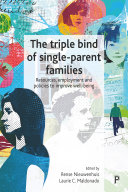 The triple bind of single-parent families: Resources, employment and policies to improve wellbeing