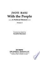 Jyoti Basu with the People