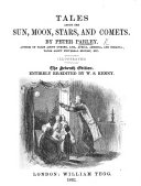 Tales about the Sun  Moon  and Stars