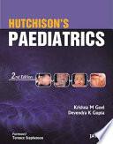 Hutchison S Paediatrics
