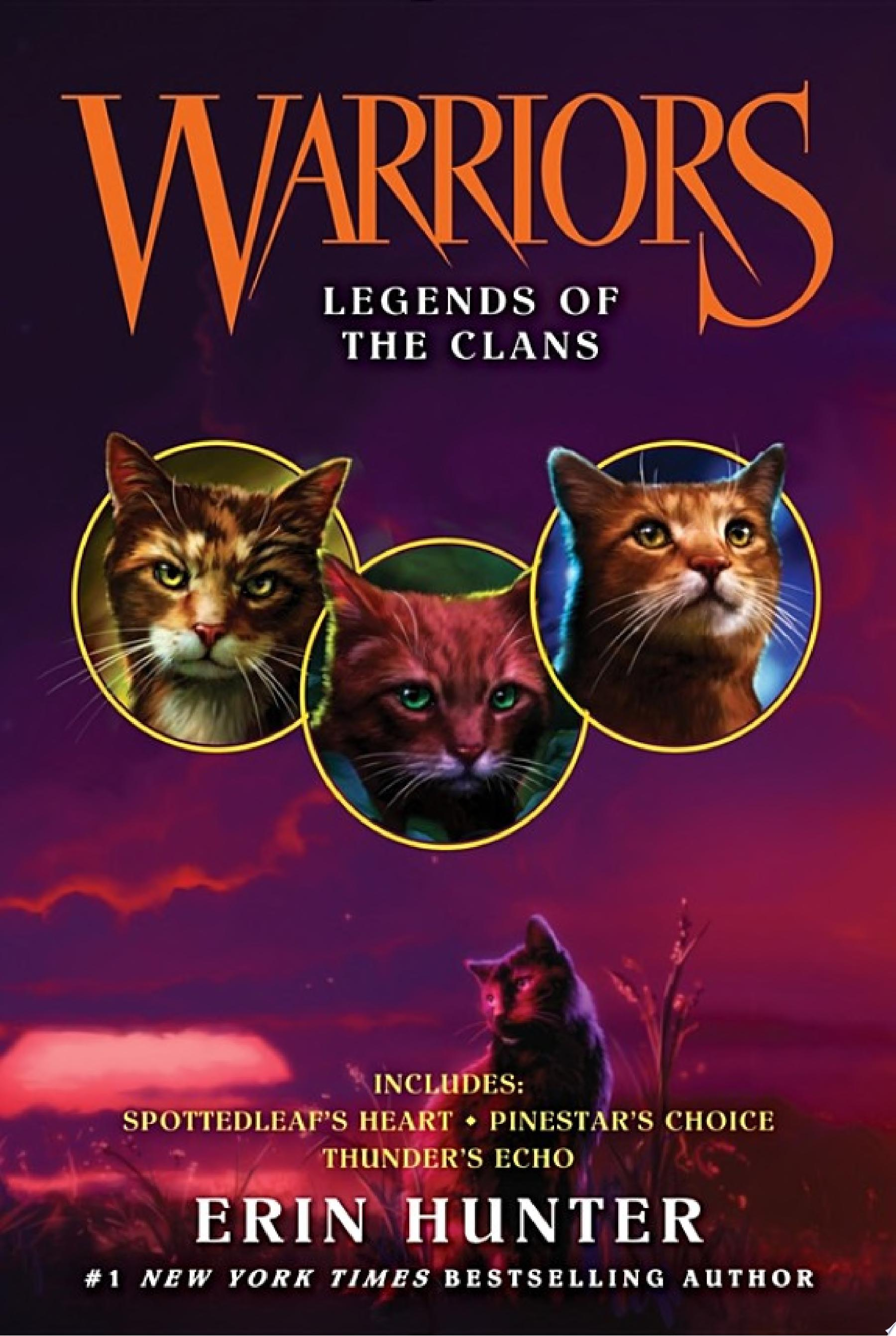 Warriors  Legends of the Clans