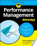 """Performance Management For Dummies"" by Herman Aguinis"