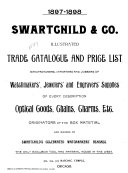 Illustrated Trade Catalogue and Price List