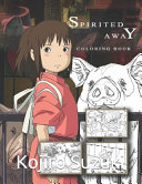 Spirited Away Coloring Book