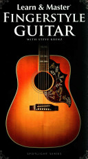 Learn And Master Fingerstyle Guitar Book