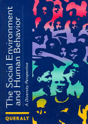 The Social Environment and Human Behavior