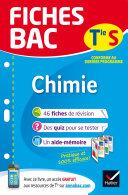 Fiches bac Chimie Tle S (enseignement spécifique) [Pdf/ePub] eBook